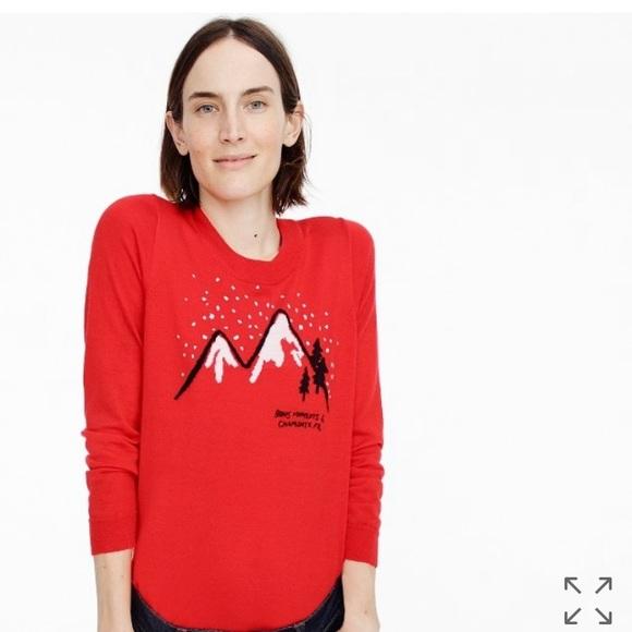 e4290aeaa J. Crew Sweaters | J Crew Tippi Sweater In Chamonix | Poshmark